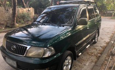 Green Toyota Revo 2003 for sale in Manual