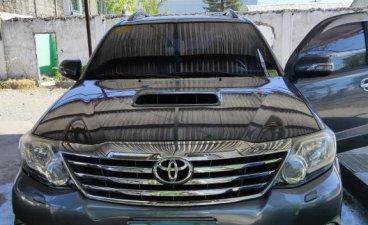 Grey Toyota Fortuner 2016 for sale in Munoz