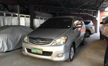 Sell Silver 2010 Toyota Innova in Quezon City