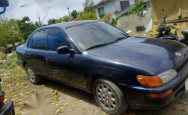 Blue Toyota Corolla 1994 for sale in Mandaue