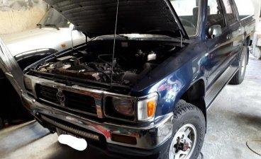 Blue Toyota Hilux 1996 for sale in Marikina