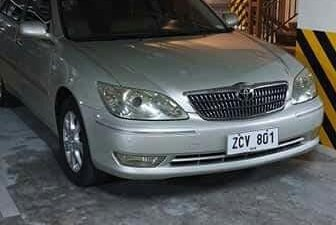 Selling Grey Toyota Camry 2008 in Pasig