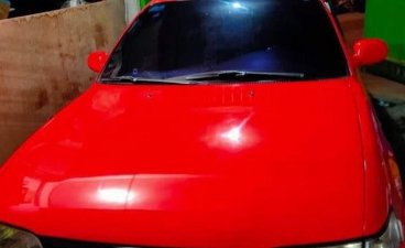 Selling Red Toyota Corolla 1995 in Las Pinas