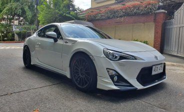 White Toyota 86 2013 Coupe / Roadster at Manual  for sale in San Juan