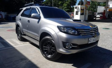 Selling Grey Toyota Fortuner 2016 in Quezon City