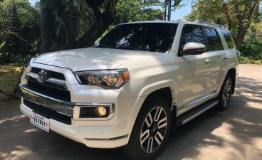 Selling Toyota 4Runner 2019 in Muntinlupa