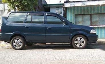 Blue Toyota Revo 2002 for sale in Quezon City