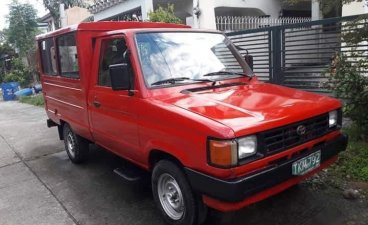 Sell Red 1993 Toyota tamaraw in Manila