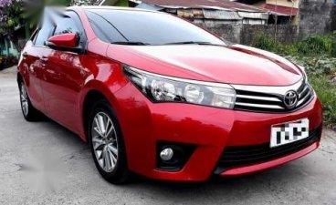 Sell 2015 Toyota Corolla Altis in Manila