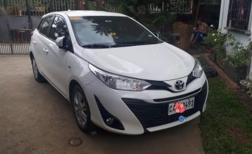 Sell 2018 Toyota Yaris in Subic