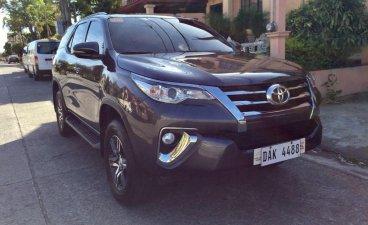 Sell Grey 2019 Toyota Fortuner in Binangonan