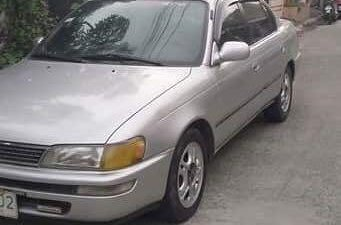 Purple Toyota Corolla 1997 for sale in Cavite