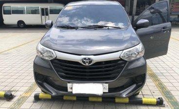 Sell Grey 2017 Toyota Avanza in Manila
