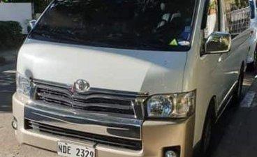 Sell 2017 Toyota Grandia in Muntinlupa