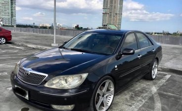 Selling Toyota Camry 2005 in Quezon City