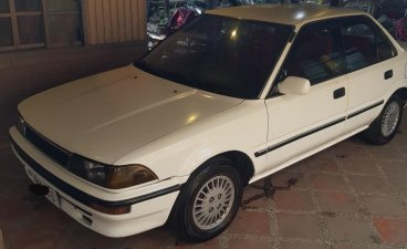 Sell White 1990 Toyota Corolla in Taytay