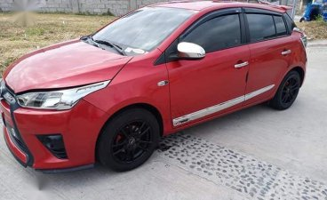 Sell Red 2015 Toyota Yaris in Manila