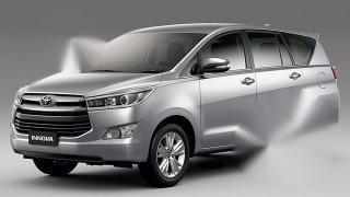 Silver Toyota Innova 2020 for sale in Manila