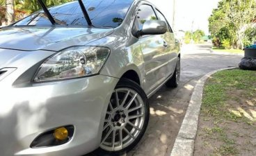 Sell Silver 2010 Toyota Vios in Imelda