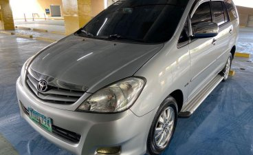 Silver Toyota Innova 2012 for sale in City Batangas