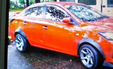 Orange Toyota 4Runner 2018 for sale in Quezon