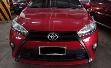 Toyota Yaris 2015 for sale in Quezon City
