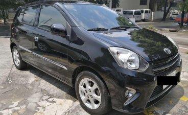 Toyota Wigo 2015 for sale in Quezon City