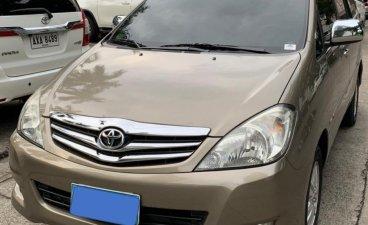 Selling Toyota Innova 2010 in Cebu City