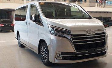 Sell White 2020 Toyota Hiace in Manila