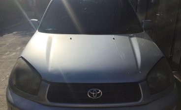 Selling Silver Toyota Rav4 2003 in Las Piñas