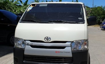 Selling Toyota Hiace 2018 in Cebu City