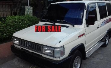 White Toyota Tamaraw 1995 for sale in Rodriguez