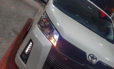 White Toyota Hiace 2019 for sale in Marikina