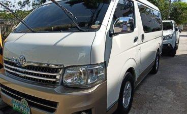 Sell White 2012 Toyota Grandia in Manila