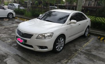Selling White Toyota Camry 2009 in Bacolod