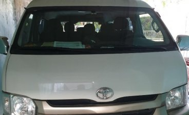 Toyota Hiace 2016 for sale in Antipolo