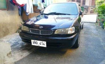 Black Toyota Corolla altis 2011 for sale in San Juan City