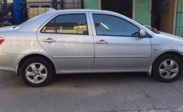 Silver Toyota Vios 2004 for sale in Valenzuela