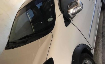 Toyota Wigo 2015 for sale in Santa Cruz