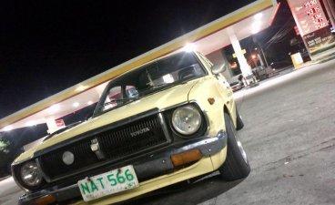 Sell Yellow 1970 Toyota Corolla in Manila