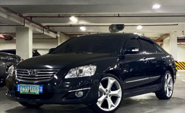 Selling Black Toyota Camry 2009 in Parañaque