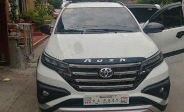 Sell White 2019 Toyota Rush in Manila