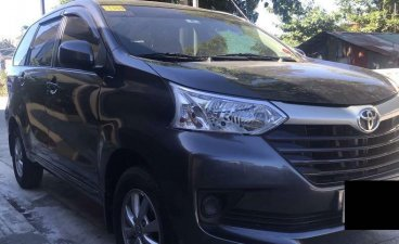 Grey Toyota Avanza 2018 for sale in Pasay City