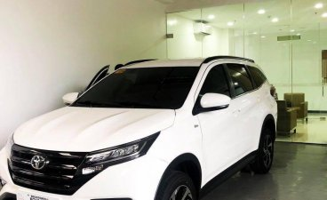 Pearlwhite Toyota Rush 2019 for sale in Manila