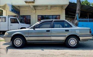 Sell Silver 1992 Toyota Corolla in Santa Rosa City