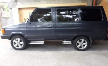 Grey Toyota Tamaraw 1997 for sale in Angeles City