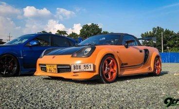 Selling Orange Toyota Mr2 2000 in Bulacan