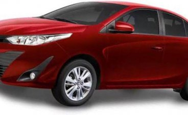 Sell Red 2020 Toyota Vios in Quezon