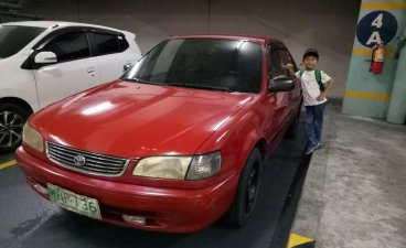 Sale Red Toyota Corolla 1999 Lovelife in Quezon