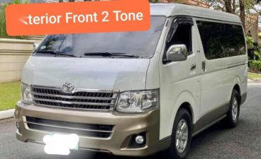 Selling White Toyota Grandia 2013 in General Santos City